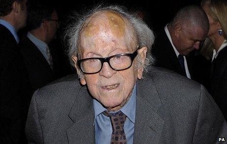 Douglas Slocombe in 2011