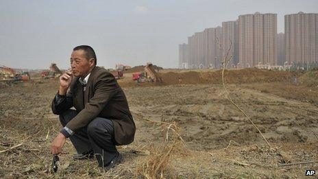 Anhui province, farmer, with