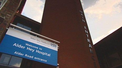 Alder Hey Children's Hospital