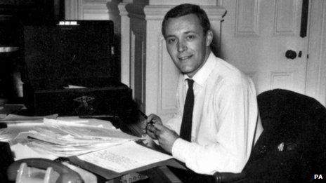 Tony Benn in 1964