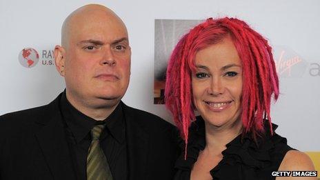 Andy and Lana Wachowski