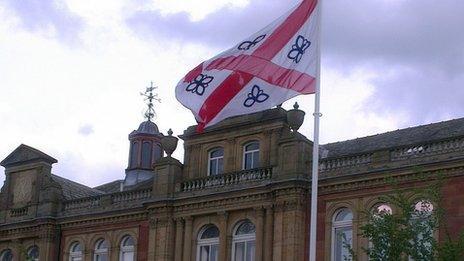 Penrith flag