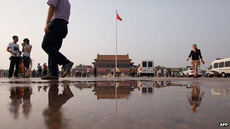 June will mark 25 years since the brutal suppression of the Tiananmen protests