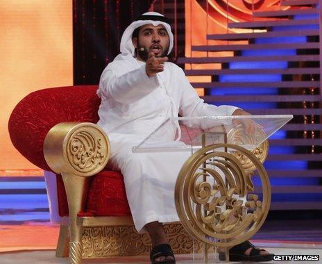Saif al-Mansuri on Million's Poet