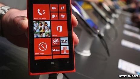 Nokia-made Windows Phone