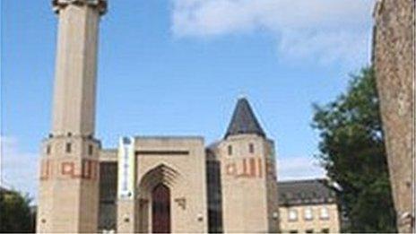 Edinburgh's Central Mosque