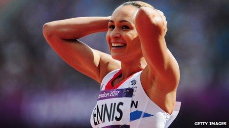 Jess Ennis-Hill