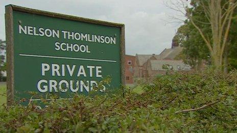 Nelson Thomlinson School