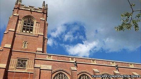 All Souls Church, Bolton
