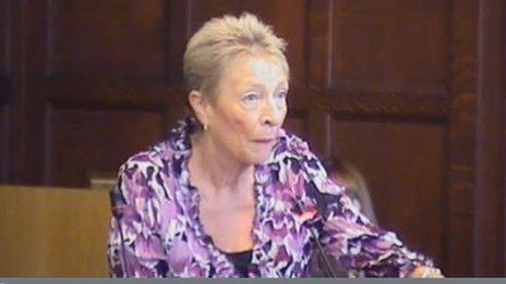 Coventry City Council leader Ann Lucas