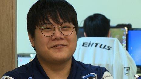 Player Sun Ho San