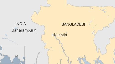 Kushtia district, Bangladesh