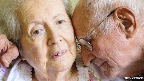 Generic dementia picture
