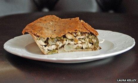 Mesopotamian Wildfowl Pie