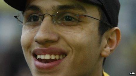 File photo of Jihad Mughniyeh