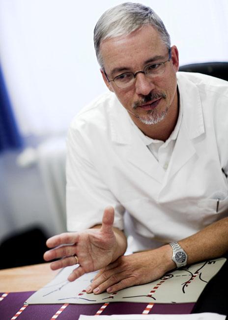 Dr Frank Hoffmann