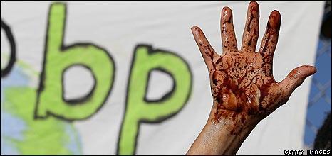 Anti-BP protest