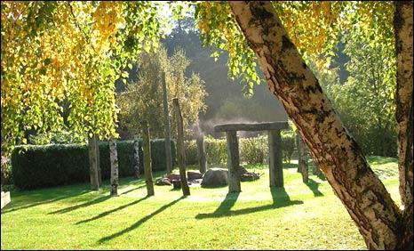 Redhall Walled Garden