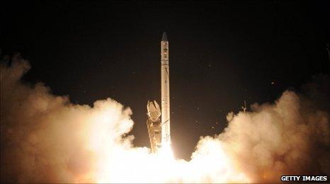 Ofek 9 satellite launch, 22 June (Israel Aerospace Industries)