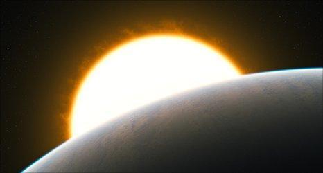 Exoplanet (ESO/L. Calçada)