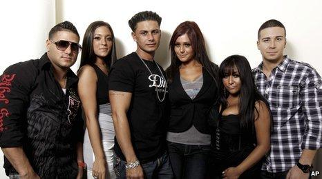 MTV's Geordie Shore inspired by US TV show Jersey Shore - BBC News