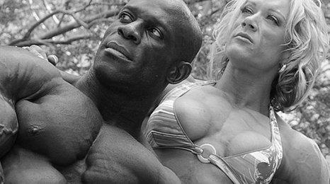 Carmen and Eddie