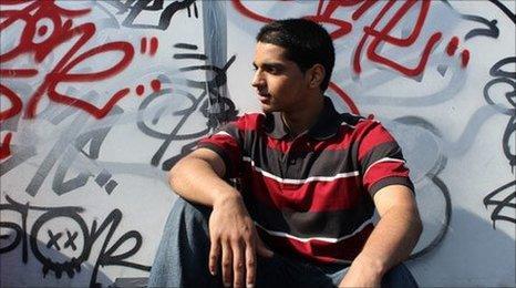 A-mack rap artist
