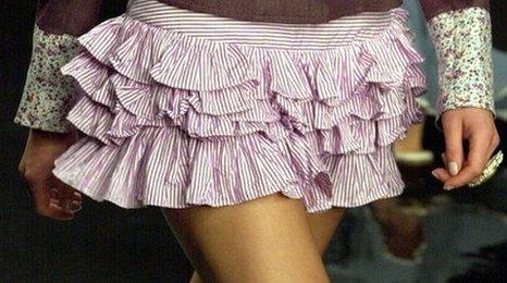 Models legs