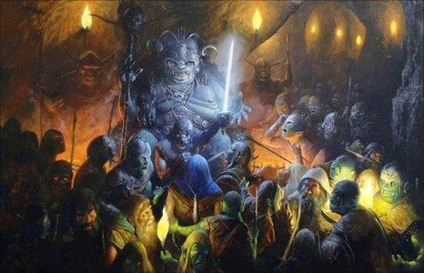 The Great Goblin by Paul Raymond Gregory