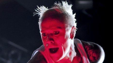 Keith Flint, The Prodigy