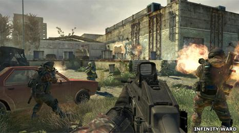 Call Of Duty Modern Warfare 3 Release Date Is Leaked Bbc News