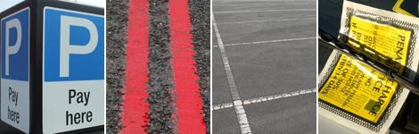 Generic parking composite