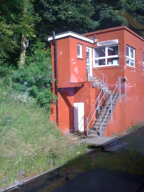 Thornhill station