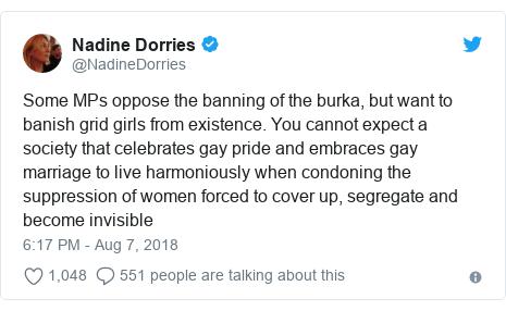Boris Johnson 'won't apologise' for burka comments - BBC News