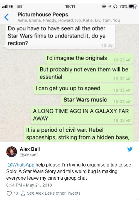 WhatsApp: Six signs say you no sabi use group chats - BBC