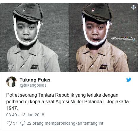 Melihat Sejarah Indonesia Lewat Foto Foto Lama Di Media Sosial Bbc