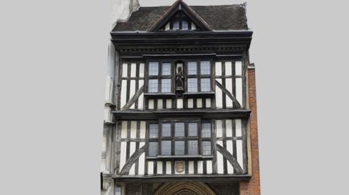 St Bartholomew's Gatehouse, London