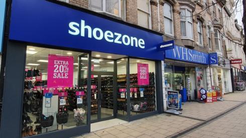 Shoezone store