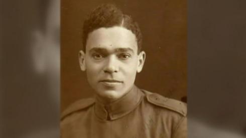 Sgt William Robinson Clarke