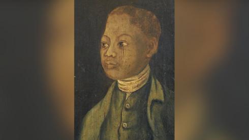 Portrait of John Ystumllyn
