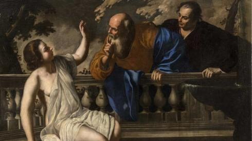 Artemisia Gentileschi, Susanna and the Elders, 1652