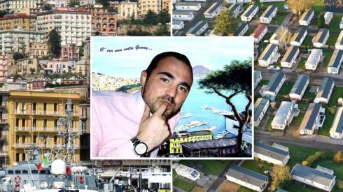 Gennaro Panzuto, Naples and UK caravan park