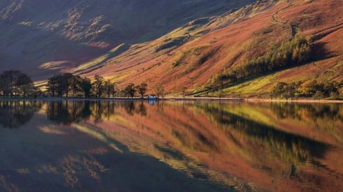 Lake Buttermere, Lake District