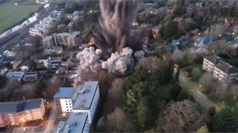 Exeter bomb
