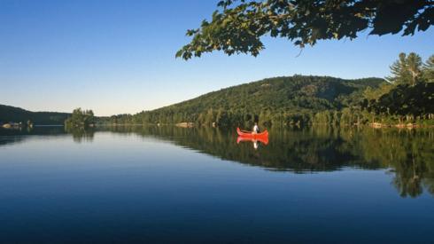 North Pond, Maine