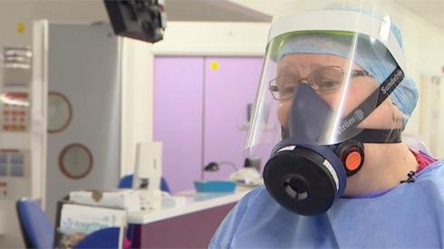 An intensive care matron worries some staff are considering quitting after the pandemic.