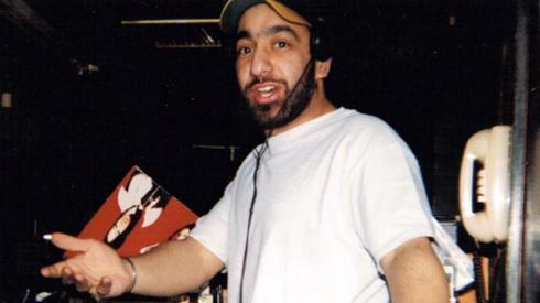 Mits Sahni DJ-ing at Bombay Jungle
