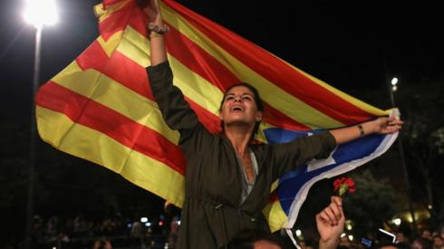 Catalan referendum: Catalonia has 'won right to statehood'