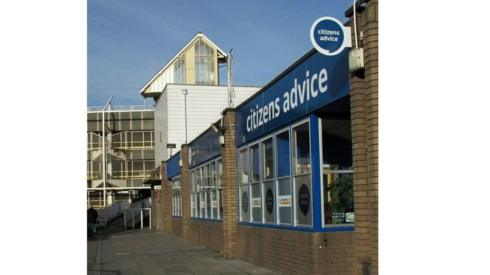 Newton Abbot citizens advice