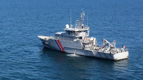 French coastguard